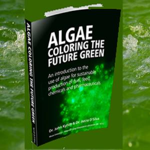 Algae Color the Future Green at BarnesNoble.com